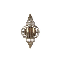 Savoy House 9-2302-2-45 Ashford 2 Light 10 inch Aged Wood Sconce Wall Light