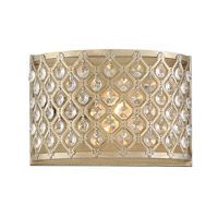 Regis 1 Light 8 inch Pyrite Wall Sconce Wall Light