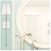 Savoy House 9-302-1-109 Monroe 1 Light 5 inch Polished Nickel Sconce Wall Light alternative photo thumbnail