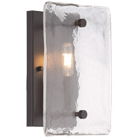 Savoy House 9-3045-1-13 Glenwood 1 Light 8 inch English Bronze Sconce Wall Light