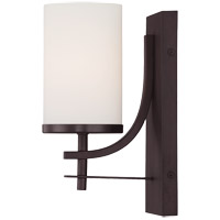 Savoy House Colton 1 Light Sconce in English Bronze 9-337-1-13
