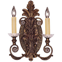 Savoy House Corsica 2 Light Wall Sconce in New Tortoise Shell 9-3415-2-56 photo thumbnail