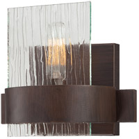 Savoy House Brione 1 Light Wall Sconce in Espresso 9-3514-1-129