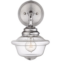 Savoy House 9-393-1-11 Fairfield 1 Light 8 inch Polished Chrome Sconce Wall Light