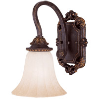 Savoy House Cordoba 1 Light Wall Sconce in Antique Copper 9-4093-1-16