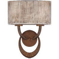 Savoy House Sonata 2 Light Wall Sconce in Warm Brandy 9-4122-2-166