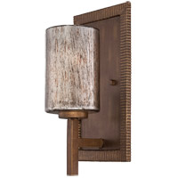 Savoy House Sonata 1 Light Wall Sconce in Warm Brandy 9-4124-1-166