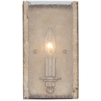 Chelsey 1 Light 5 inch Oxidized Silver Bath Bar Wall Light