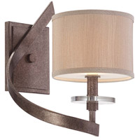 Savoy House Luzon 1 Light Wall Sconce in Antique Nickel 9-4432-1-285 photo thumbnail