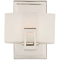 Andover 1 Light 7 inch Polished Nickel Bath Bar Wall Light