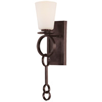 Savoy House Oberfeld 1 Light Wall Sconce in English Bronze 9-464-1-13