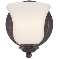Savoy House Mercer 1 Light Vanity Light in English Bronze 9-470-1-13