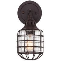 Savoy House Connell 1 Light Wall Sconce in English Bronze 9-575-1-13