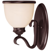 Savoy House Willoughby 1 Light Wall Sconce in English Bronze 9-5780-1-13