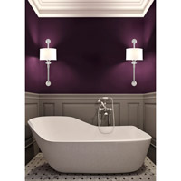 Savoy House 9-5951-2-109 Marlow 2 Light 11 inch Polished Nickel Sconce Wall Light alternative photo thumbnail