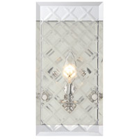 Addison 1 Light 6 inch Polished Nickel Sconce Wall Light