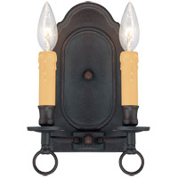 Savoy House Appliques 2 Light Wall Sconce in Tierra De Sienna 9-605-2-167 photo thumbnail