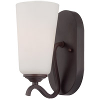 Savoy House Charlton 1 Light Sconce in English Bronze 9-6226-1-13