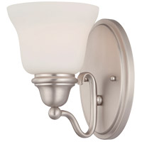Savoy House Yates 1 Light Sconce in Pewter 9-6837-1-69