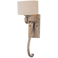 Varna 1 Light 8 inch Gold Dust Wall Sconce Wall Light