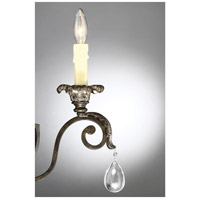 Savoy House 9-7189-2-241 Chinquapin 2 Light 14 inch Moroccan Bronze Sconce Wall Light alternative photo thumbnail