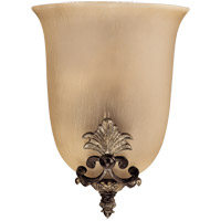 Savoy House Chinquapin 1 Light Wall Sconce in Moroccan Bronze 9-7191-1-241