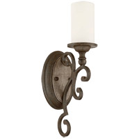 Strathmore 1 Light 5 inch Century Bronze Sconce Wall Light