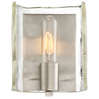 Handel 1 Light 6 inch Satin Nickel Sconce Wall Light