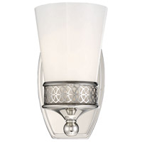 Savoy House 9-9240-1-109 Hammond 1 Light 5 inch Polished Nickel Wall Sconce Wall Light