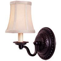 Savoy House Venetian Guild 1 Light Wall Sconce in Slate 9-9412-1-25 photo thumbnail