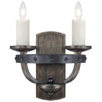 Savoy House 9-9535-2-196 Alsace 2 Light 12 inch Reclaimed Wood Wall Sconce Wall Light alternative photo thumbnail