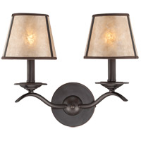 Savoy House Kennebec 2 Light Sconce in Slate 9-9624-2-25