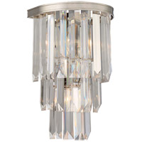Savoy House Tierney 2 Light Wall Sconce in Polished Nickel 9-9804-2-109