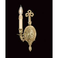 Savoy House European Transition Louis XVI / Empire 1 Light Wall Sconce in Antique French Gold 92483-121 photo thumbnail