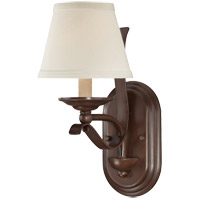 Savoy House Maremma 1 Light Sconce in Espresso 9P-2179-1-129 photo thumbnail