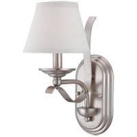 Savoy House Maremma 1 Light Sconce in Pewter 9P-2179-1-69