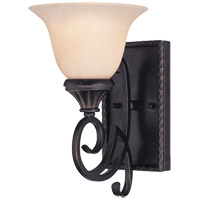 Savoy House Legend 1 Light Sconce in Antique Copper 9P-5586-1-16 photo thumbnail