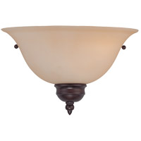 Signature 1 Light 10 inch English Bronze Sconce Wall Light