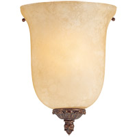Savoy House Rue De Ville 1 Light Sconce in New Tortoise Shell 9P-883-1-56