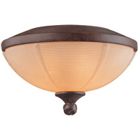 Savoy House Danville 3 Light Fan Light Kit in Dark Bamboo FLG-110-04
