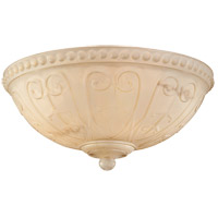 Savoy House Indigo 3 Light Fan Light Kit in Cream FLGC-850-CM