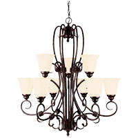 Savoy House Brandywine 9 Light Chandelier in New Tortoise Shell GZ-1-2888-9-56