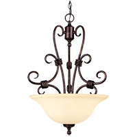 Savoy House Brandywine 3 Light Pendant in New Tortoise Shell GZ-7-2889-3-56