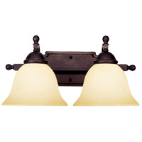Savoy House Saville 2 Light Vanity Light in Slate GZ-8-2092-2-25