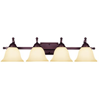 Savoy House Saville 4 Light Vanity Light in Slate GZ-8-2092-4-25