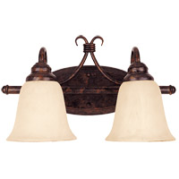 Savoy House Brandywine 2 Light Vanity Light in New Tortoise Shell GZ-8-2894-2-56