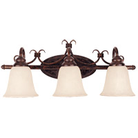 Savoy House Brandywine 3 Light Vanity Light in New Tortoise Shell GZ-8-2894-3-56 photo thumbnail