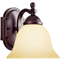 Saville 1 Light 7 inch Slate Sconce Wall Light
