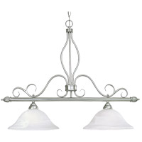 Savoy House Polar 2 Light Island Light in Pewter KP-1-1903-2-69