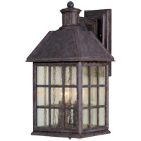 Savoy House Abbey 4 Light Outdoor Wall Lantern in Sunset Bronze KP-5-103-91